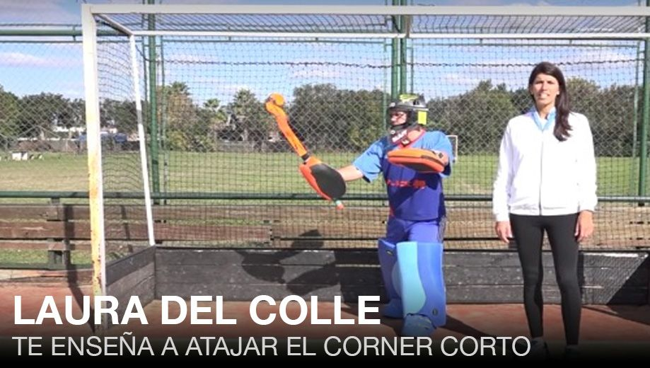 LAURA DEL COLLE: ARQUERA Y DEFENSA DEL CÓRNER