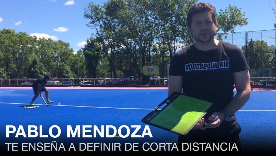 CURSO DE DEFINICION DE CORTA DISTANCIA CON PABLO MENDOZA (A HOCKEY WORLD)