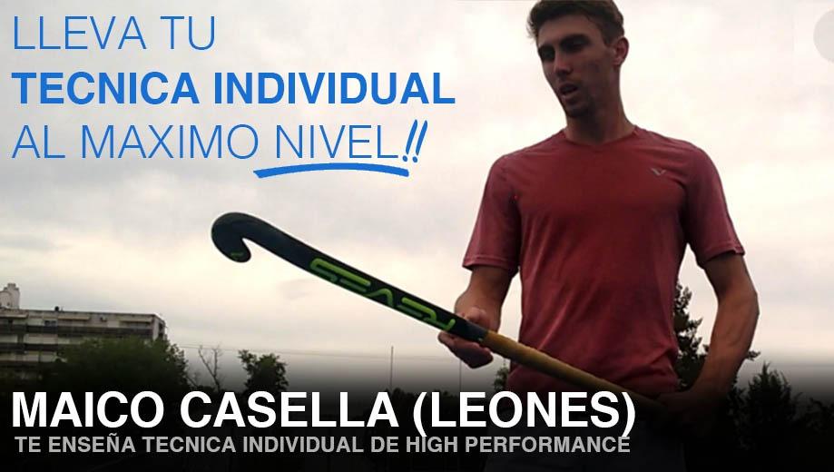 CURSO ONLINE DE TÉCNICA DE HIGH PERFORMANCE CON EL LEÓN MAICO CASELLA