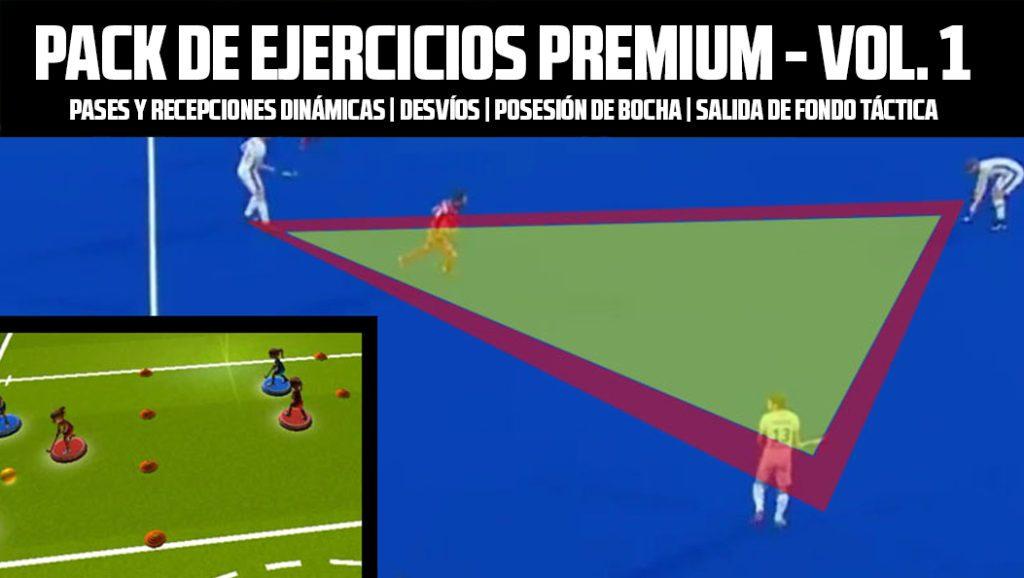 Ejercicios Premium VOLUMEN 1