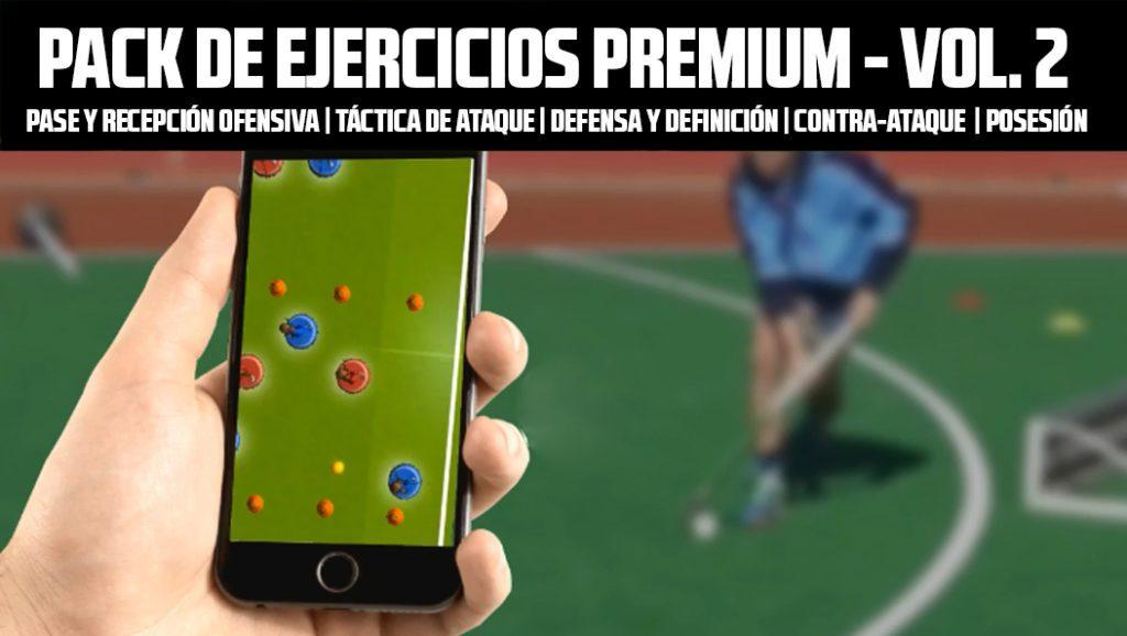 Ejercicios Premium VOLUMEN 2