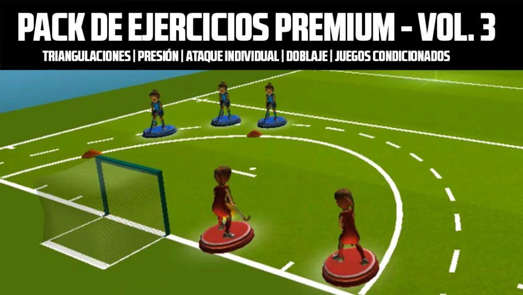 Ejercicios Premium VOLUMEN 3