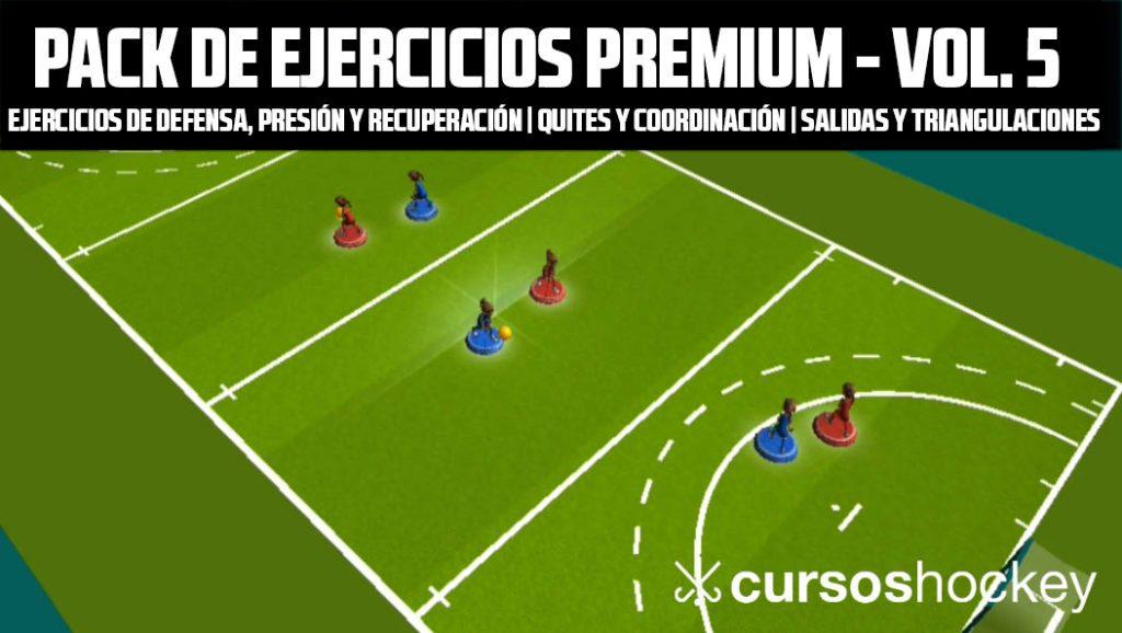Ejercicios Premium VOLUMEN 5